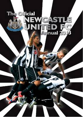 Official Newcastle United FC Annual by Grange Communications Ltd