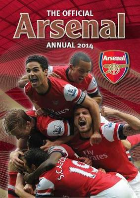 Official Arsenal FC Annual by