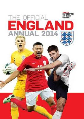 Official England FA Annual by