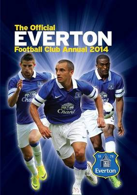 Official Everton FC Annual by
