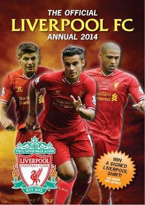 Official Liverpool FC Annual by