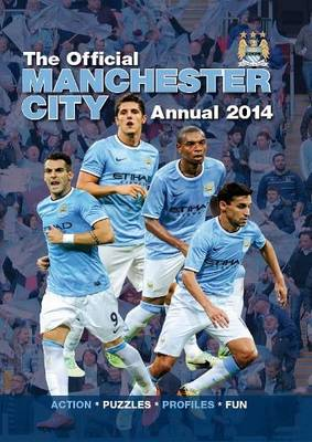 Official Manchester City FC Annual by