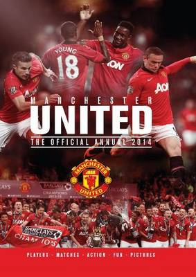 Official Manchester United FC Annual by