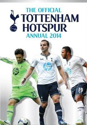 Official Tottenham Hotspur FC Annual by