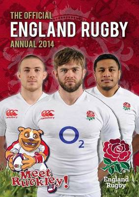 Official England Rugby Annual by