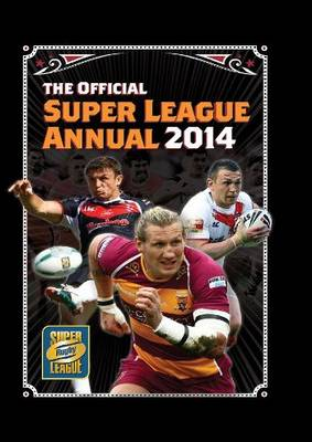 Official Rugby Super League Annual by