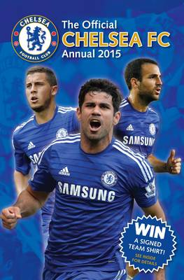Official Chelsea FC 2015 Annual by