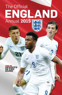 Official England FA 2015 Annual by