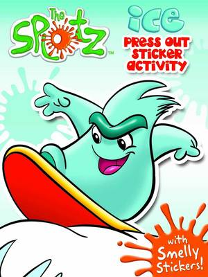 The Splotz - Press Out and Play Activity - Ice by Maria Constant
