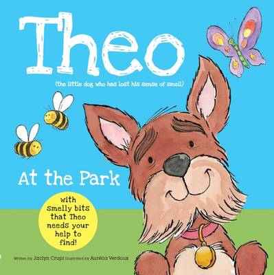 Theo at the Park by