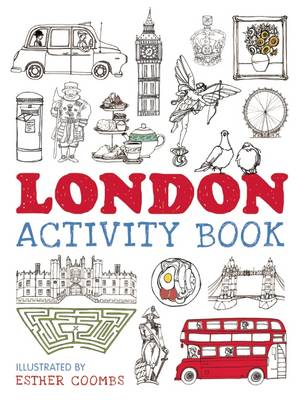 London Activity Book by Esther Coombs