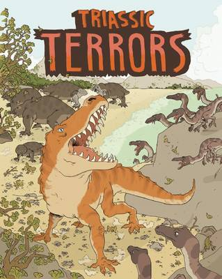 Triassic Terrors by Isaac Lenkiewicz