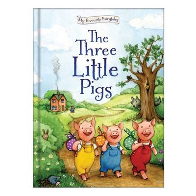The Three Little Pigs by Nina Filipek