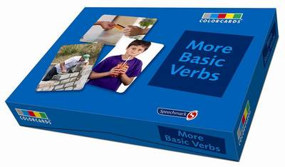 Increasing Verb Vocabulary Cards by Speechmark Publishing Limited