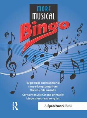 More Musical Bingo by Speechmark Publishing Limited