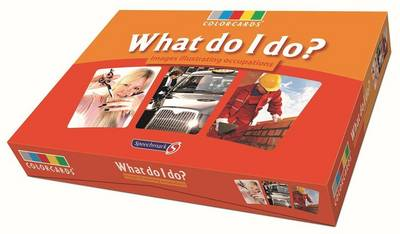 What Do I Do? Colorcards by Speechmark Publishing Limited
