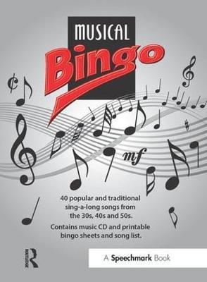 Musical Bingo by Speechmark Publishing Limited