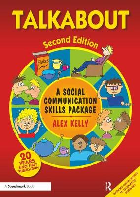Talkabout A Social Communication Skills Package by Alex Kelly