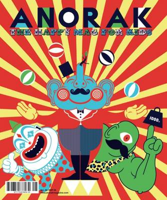 Anorak Circus by Cathy Olmedillas