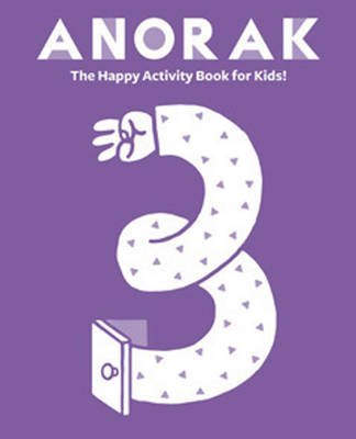 The Happy Activity Book by Cathy Olmedillas
