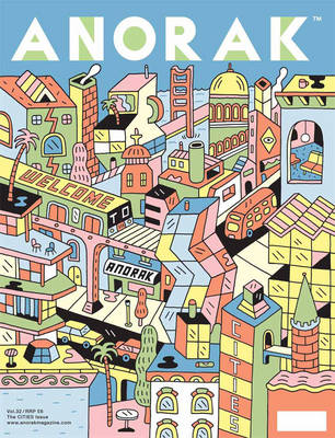 Anorak Cities by Cathy Olmedillas