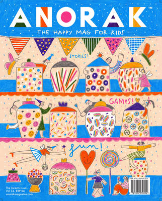 Anorak Sweets by Cathy Olmedillas