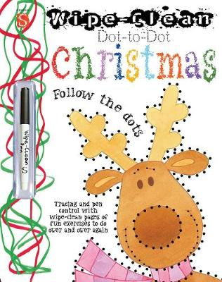 Dot-to-Dot Christmas Follow the Dots by Margot Channing