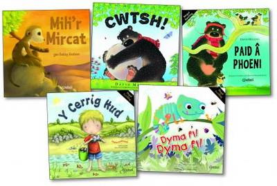 Y Pecyn/Bilingual Story Books - the Pack by