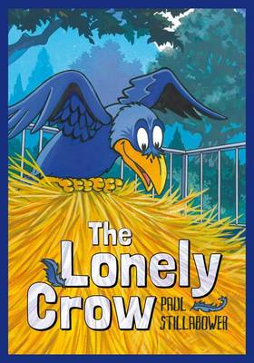 The Lonely Crow by Stillabower Paul
