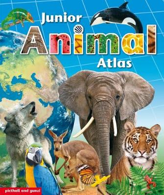 Junior Animal Atlas by Nina Filipek