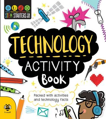 Technology Activity Book by Catherine Bruzzone