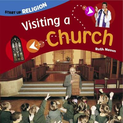 Visiting a Church by Ruth Nason