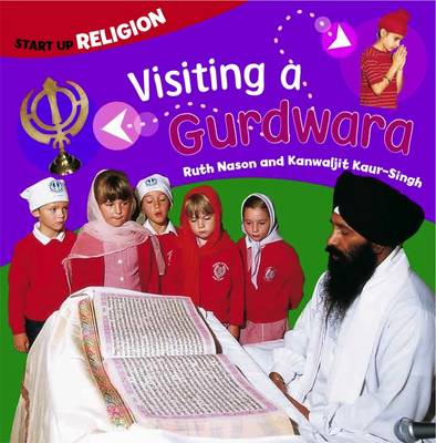 Visiting a Gurdwara by Ruth Nason