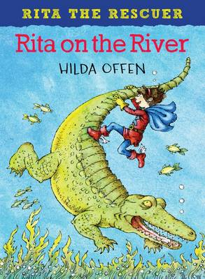 Rita on the River by Hilda Offen