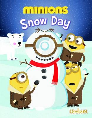 Minions Snow Day Picture Book by