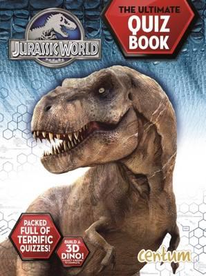 Jurassic World: Quiz Book by