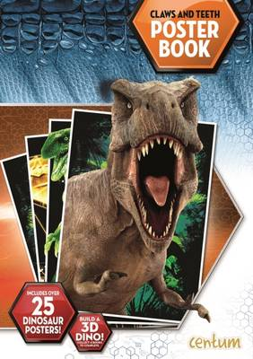 Jurassic World: Poster Book by
