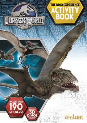 Jurassic World: Activity Book by