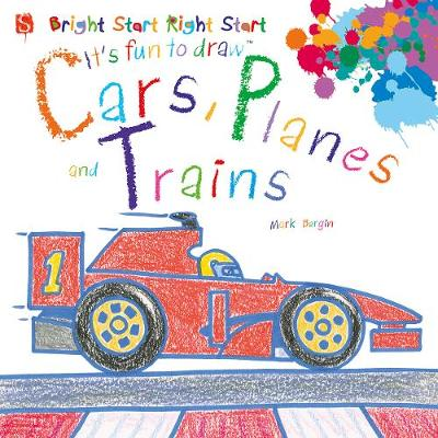 Cars, Planes and Trains by Bergin Mark