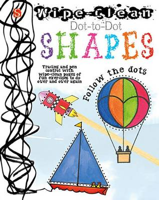Dot-to-Dot Shapes Follow the Dots by David Salariya
