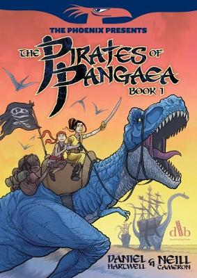 The Pirates of Pangaea by Dan Hartwell, Neill Cameron