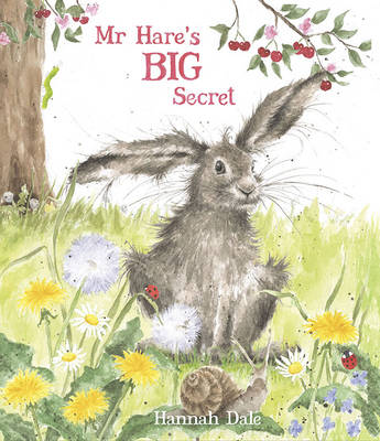 Mr Hare's Big Secret by Hannah Dale