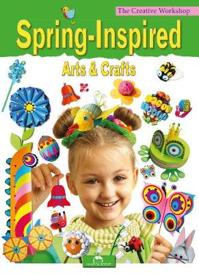 Spring Inspired Arts & Crafts by Marcelina Grabowska-Piatek, Arthur Friday