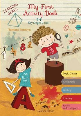 My First Activity Book Primary School by Tamara Fonteyn