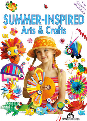 Summer Inspired Arts & Crafts by Marcelina Grabowska-Friday, Arthur Friday