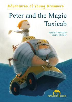 Peter and the Taxicab by Jerome Pelissier, Carine Hinder