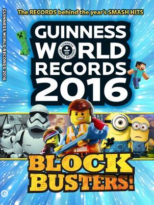 Guinness World Records 2016 Blockbusters by Guinness World Records