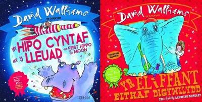 Pecyn David Walliams I Blant Iau by