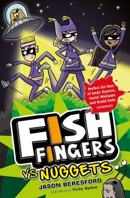 Fish Fingers vs Nuggets by Jason Beresford