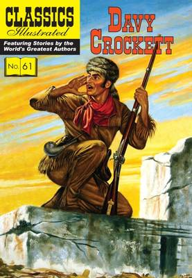 Davy Crockett by Lou Cameron